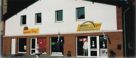 Berufsbekleidung Walter - Firmenhistorie 1992
