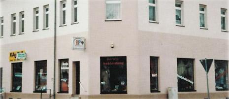 Berufsbekleidung Walter - Firmenhistorie 1997